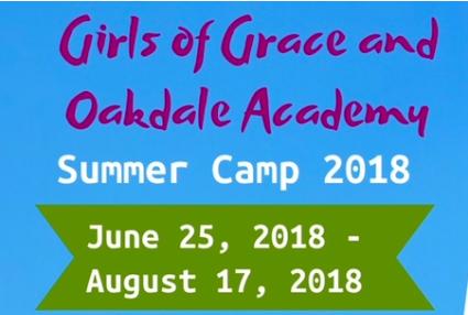 2018 Summer Camp!