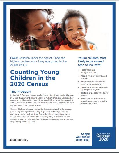 Be Counted! 2020 Census