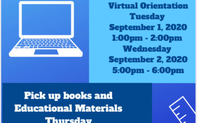 Virtual Orientation for the Academy
